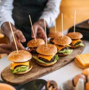 Atelier burger sur une péniche Paris