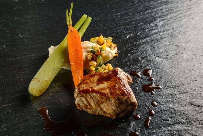 Créations gastronomiques sur la Seine