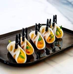 Gastronomie originale à Paris